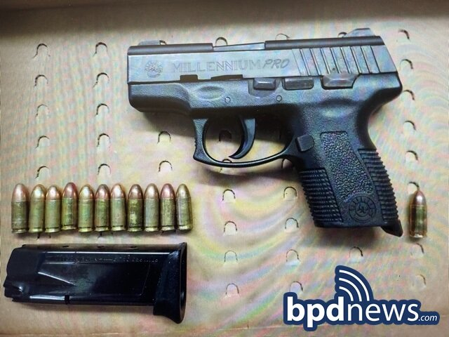 Suspect in Custody After BPD Officers Recover Loaded Firearm and Drugs During Investigation in Dorchester