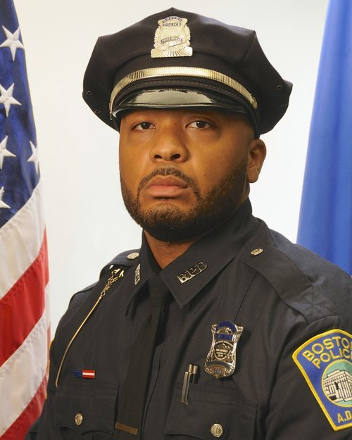 BPD Remembers the Service and Sacrifice of Sgt. Dennis 'DJ' Simmonds Who Died in the Line of Duty Seven Years Ago
