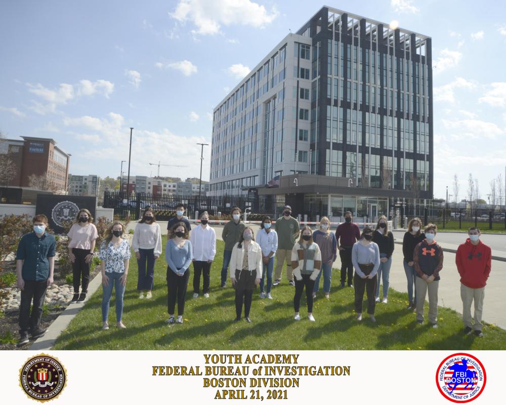 FBI Boston Teen Academy