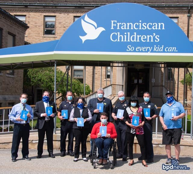 16 iPads Donated to Franciscan Children's Hospital