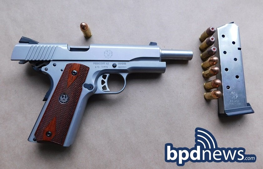 Suspect in Custody and Loaded Firearm Recovered After BPD Officers Respond to Person with a Gun Call in Roxbury