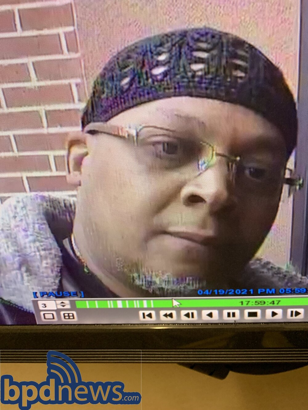 BPD Seeking Public's Help in Effort to ID Person of Interest Wanted in Connection with Breaking & Entering & Package Theft