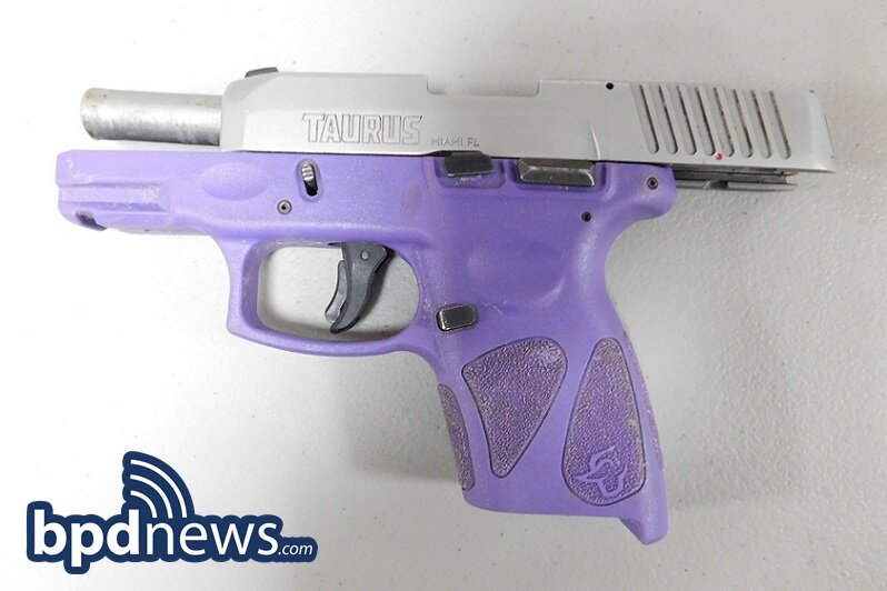 Suspect in Custody After BPD Officers Recover Loaded Firearm During Investigation in Boston
