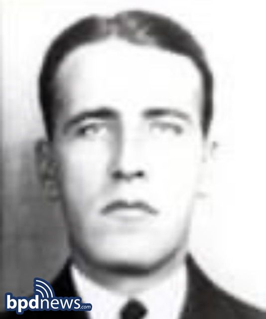 The Boston Police Department Remembers the Service and Sacrifice of Officer James T. Malloy Killed in the Line of Duty on This Day 87 Years Ago