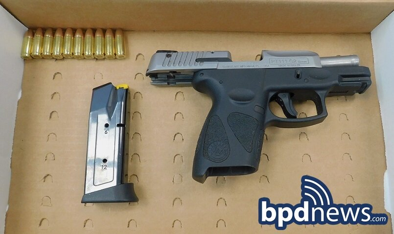 Two Suspects in Custody After BPD Officers Recover Firearm During Follow-Up Investigation in Dorchester