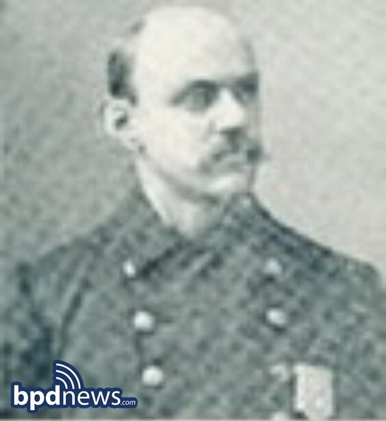 BPD Remembers the Service and Sacrifice of Adolph F. Butterman Who Died 102 Years Ago Today as a Result of Injuries Sustained in the Line of Duty