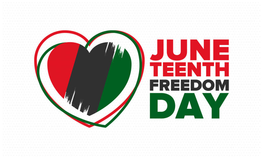 The members of the Boston Police Department Honor, Recognize and Commemorate Juneteenth. Together with our Great Nation we celebrate Freedom, Resilience and Strength.