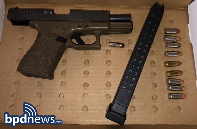 Two Juvenile Males Arrested on Trafficking and Gun Charges