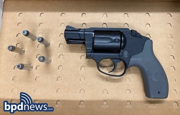 Two Juvenile Males from New Hampshire Arrested After Three Firearms Recovered During Traffic Stop in Mattapan