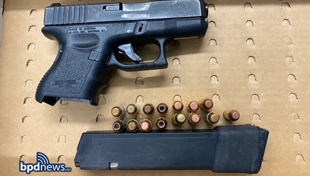 Officers Make Trafficking and Gun Arrest after a Traffic Stop in the South End