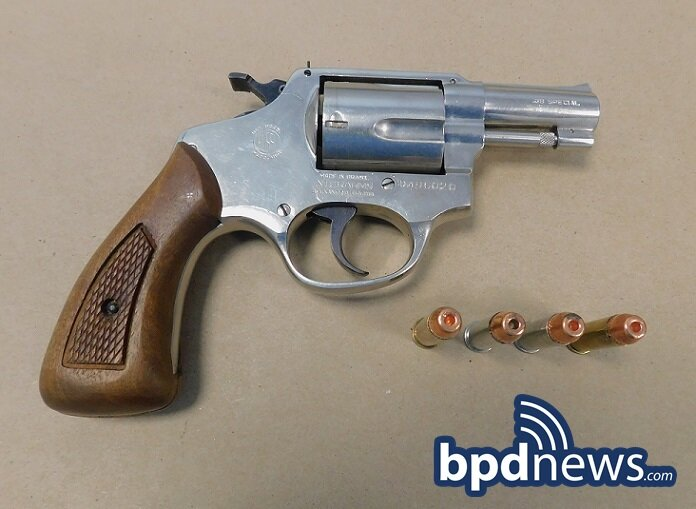 Investigation Update: Detectives Recover Loaded Firearm Following Non-Fatal Shooting Arrest in Dorchester