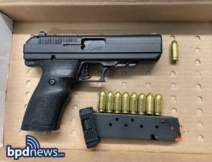 Suspect in Custody on Firearm Related Charges Following Traffic Stop in Dorchester
