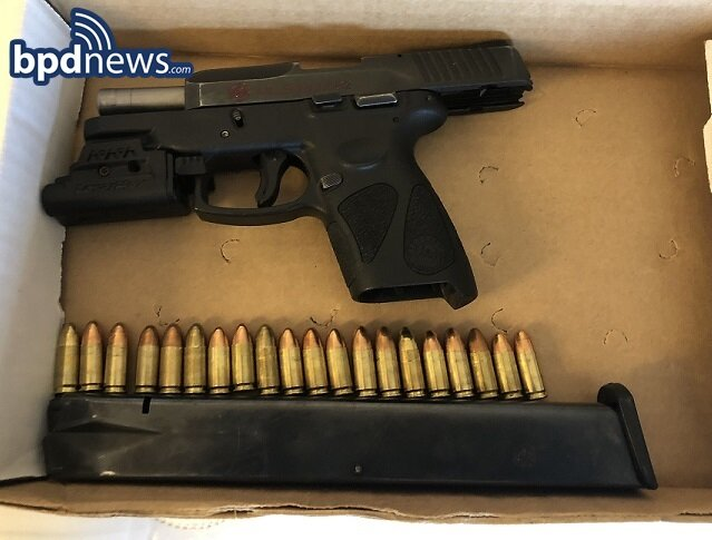 Investigation Update: Gun Recovered During Search Warrant from Human Trafficking Incident