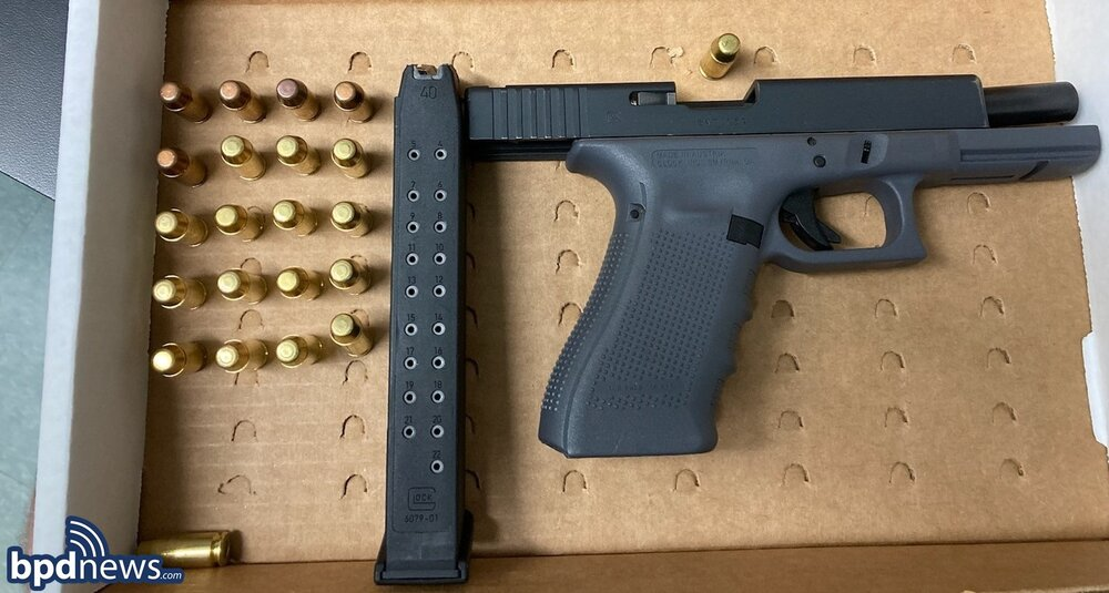 Two Males arrested after Firearm Investigation in Dorchester