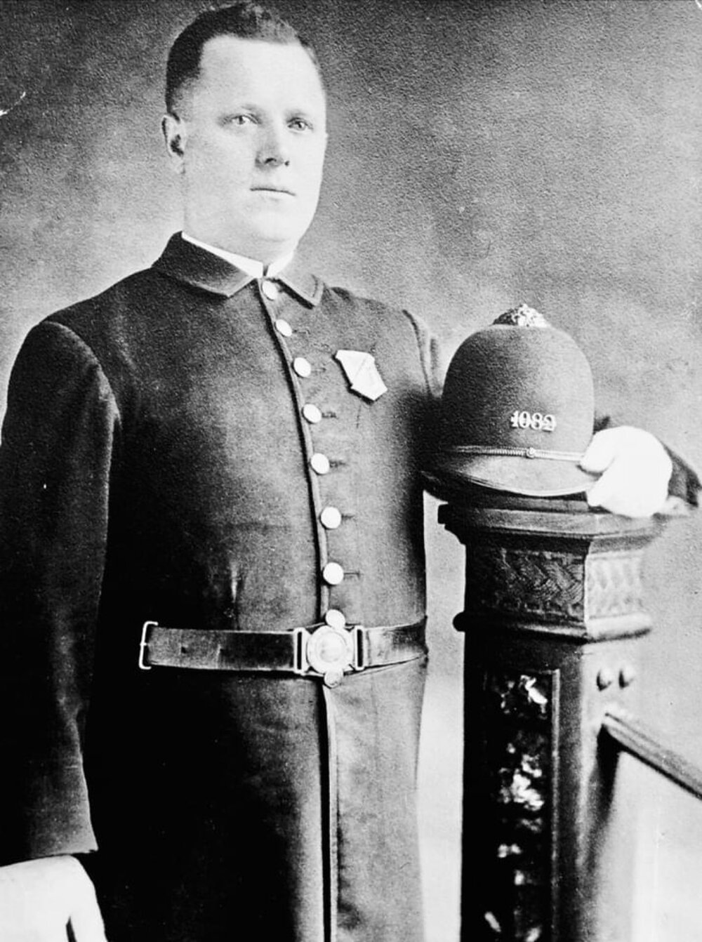 BPD Remembers the Service and Sacrifice of Patrolman Patrick J. Carr Killed in the Line of Duty 105 Years Ago