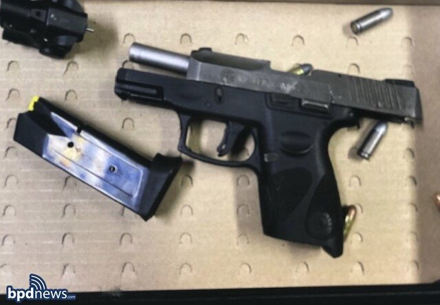 Officers Arrest Randolph Man on Firearm and Drug Charges in Dorchester