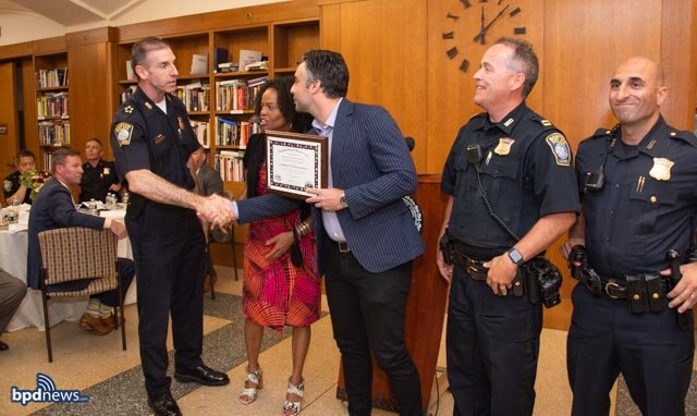 BPD in the Community: 2021 National Night Out Luncheon