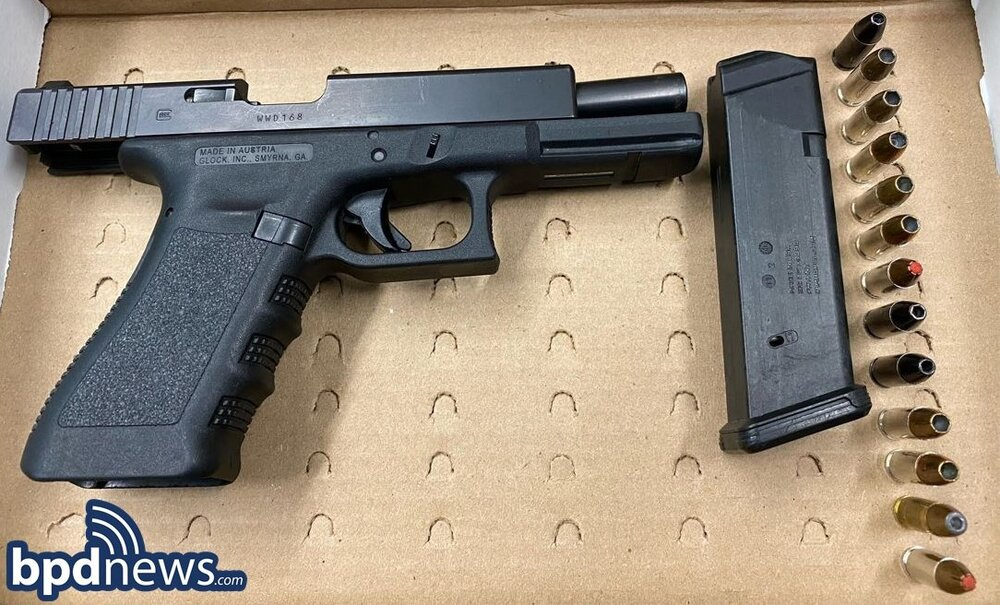 Following a Call for a Person with a Gun, Youth Violence Strike Force Officers Make a Firearm Arrest