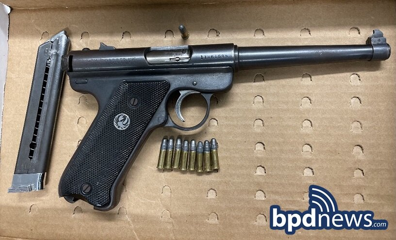 Two Loaded Firearms, Two Arrests Made Following a Traffic Stop by the Youth Violence Strike Force