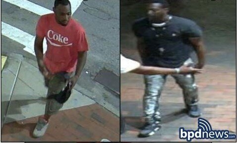 BPD Community Alert: The Boston Police Department is Seeking the Public's Help to Identify Suspects Wanted in Connection to a Stabbing in Roxbury