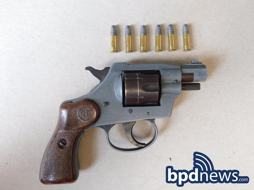 BPD Officers Arrest Two Suspects After Recovering Two Loaded Firearms During Investigation in Roxbury