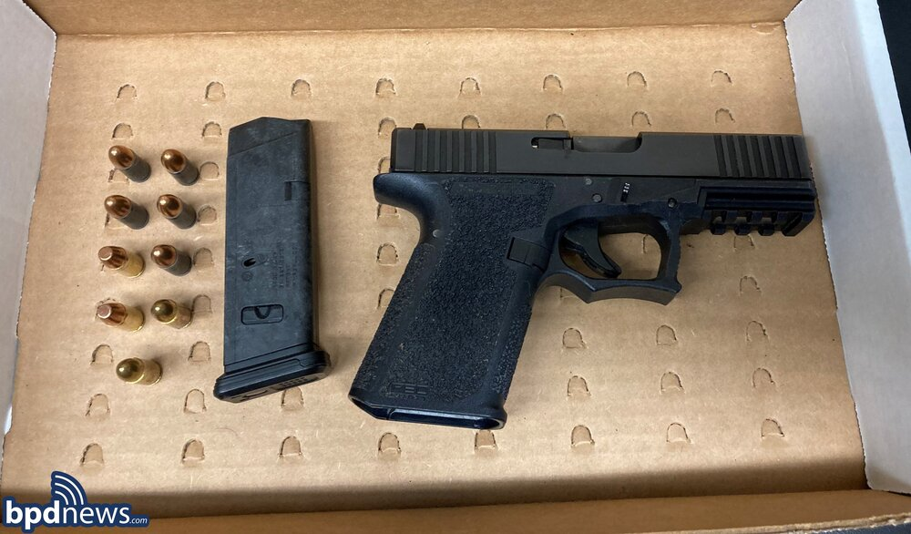 Youth Violence Strike Force Makes On-Site Firearm Arrest Following a Road Rage Incident in Dorchester