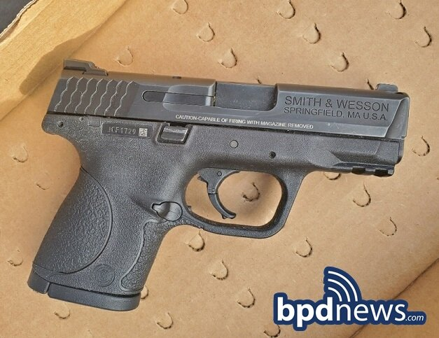 BPD Officers Arrest Suspect on Firearm and Drug Related Charges Following Investigation in South Boston