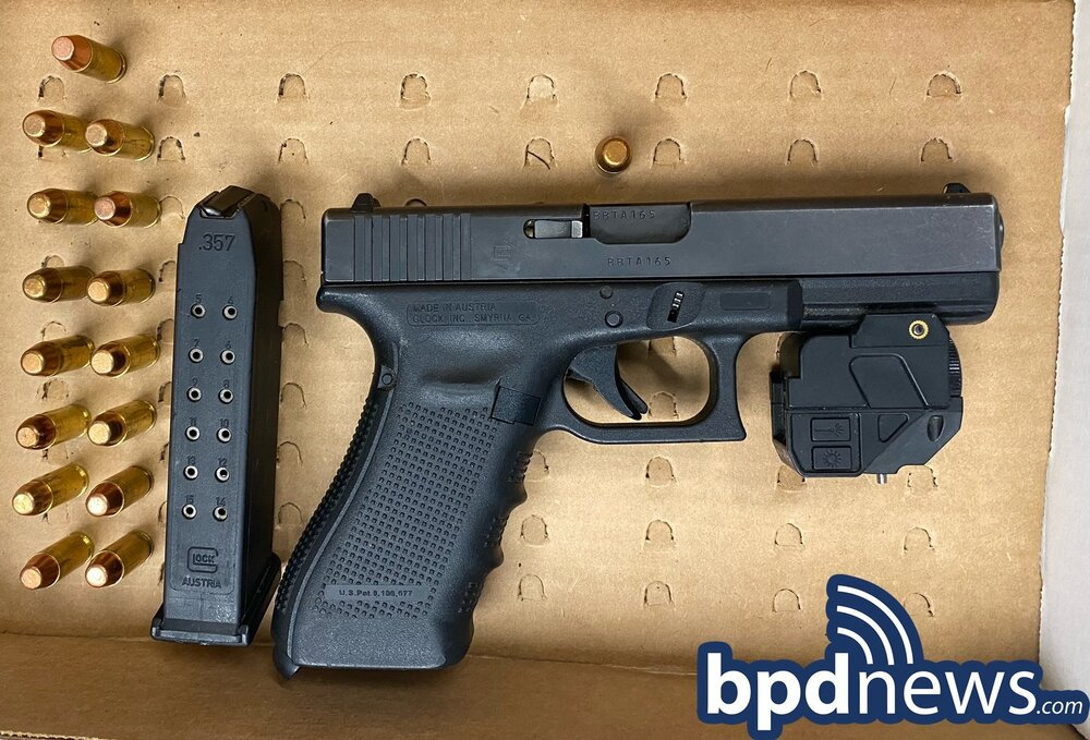 Officers Arrest Suspect on Drug and Firearm Charges