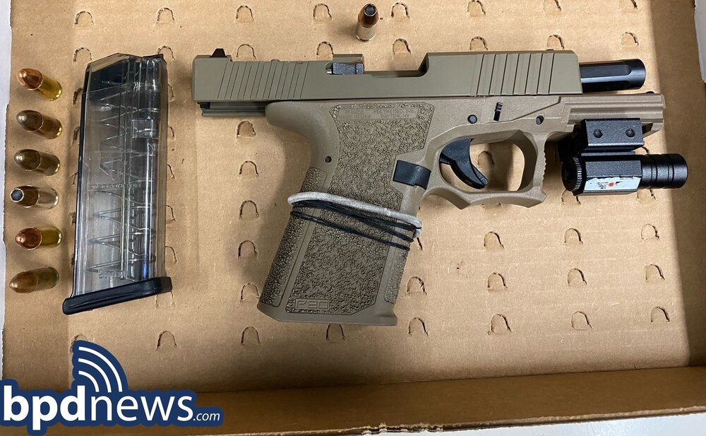 Youth Violence Strike Force Investigation Leads to the Recovery of a Loaded Firearm