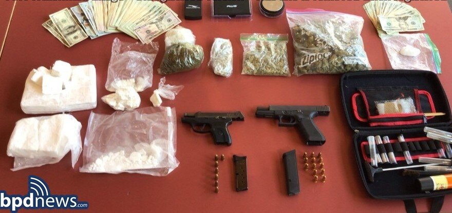 C-6 Drug Control Unit Conclude Long Term investigation and Make an Arrest on Multiple Charges