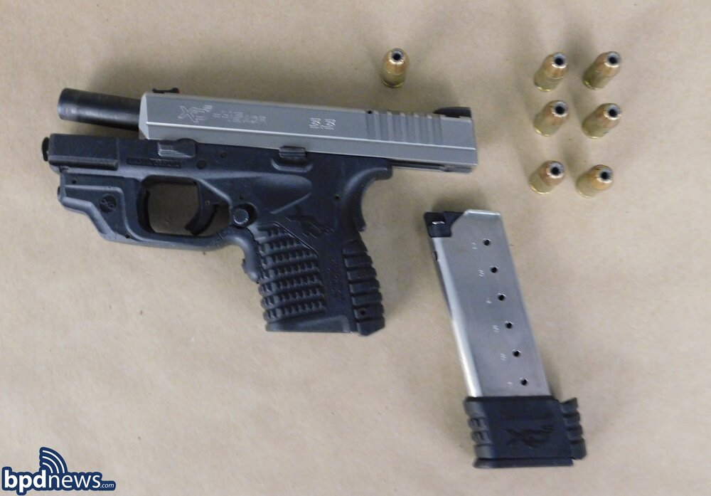 Officers Arrest Suspect After He Pointed a Firearm at a Motorist
