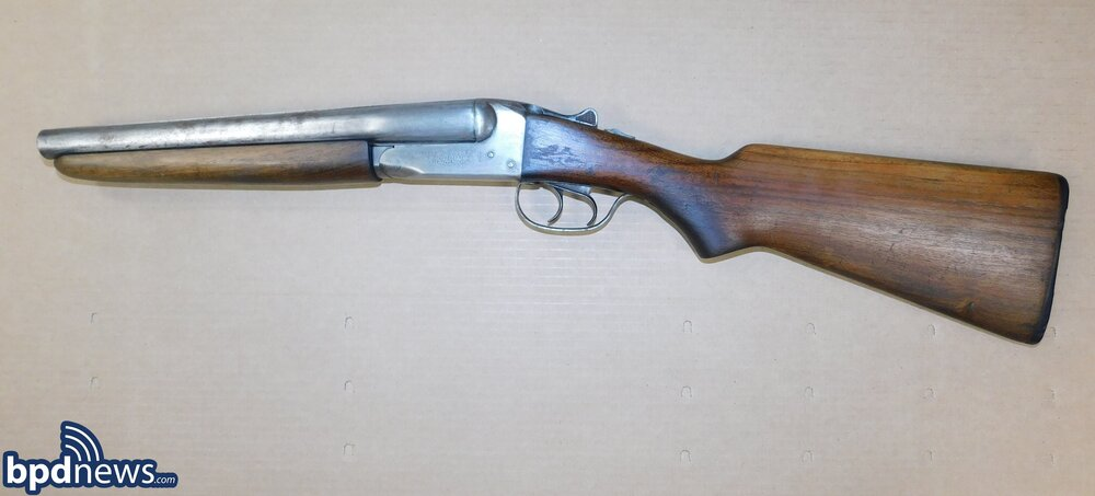 Call into the CrimeStoppers Tip Line Leads to the Recovery of a Shotgun in Hyde Park