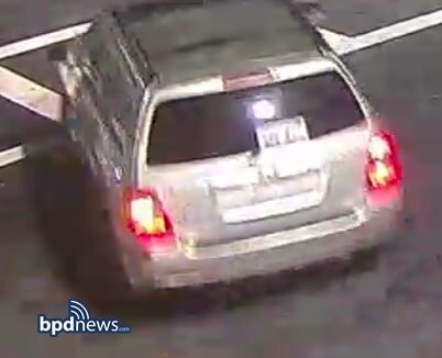 BPD is Seeking Assistance in Identifying a Motor Vehicle of Interest to an ongoing Homicide Investigation at 12 Woodbole Avenue on August 22, 2021.