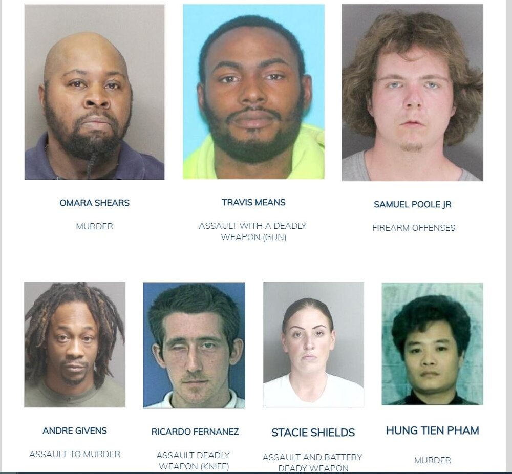 Community Alert for September 6, 2021: Have You Seen Us? Boston Police Update Most Wanted List