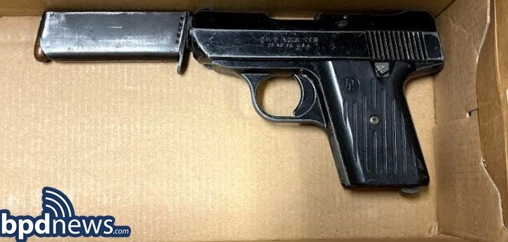 B3 Drug Control Unit Recover Firearm and Drugs Following an Investigation