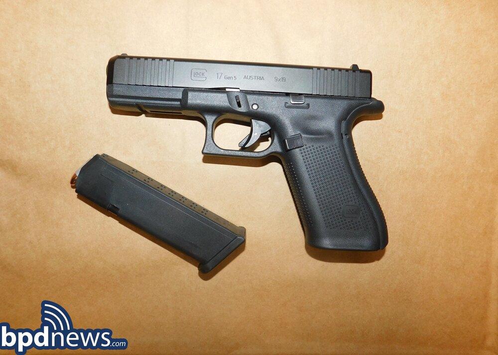 BPD Officers Recover Loaded Firearm Following Warrant Arrest During Traffic Stop in Hyde Park