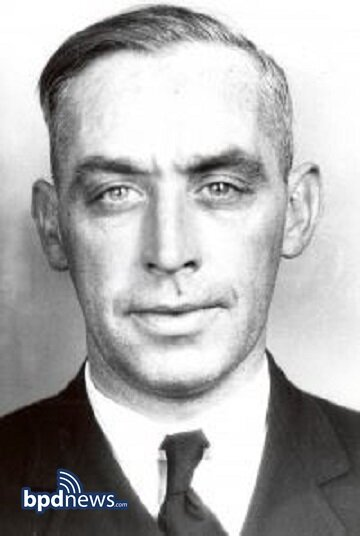 BPD Remembers the Service and Sacrifice of Officer James D. Hughes Killed in the Line of Duty on this day 86 Years Ago