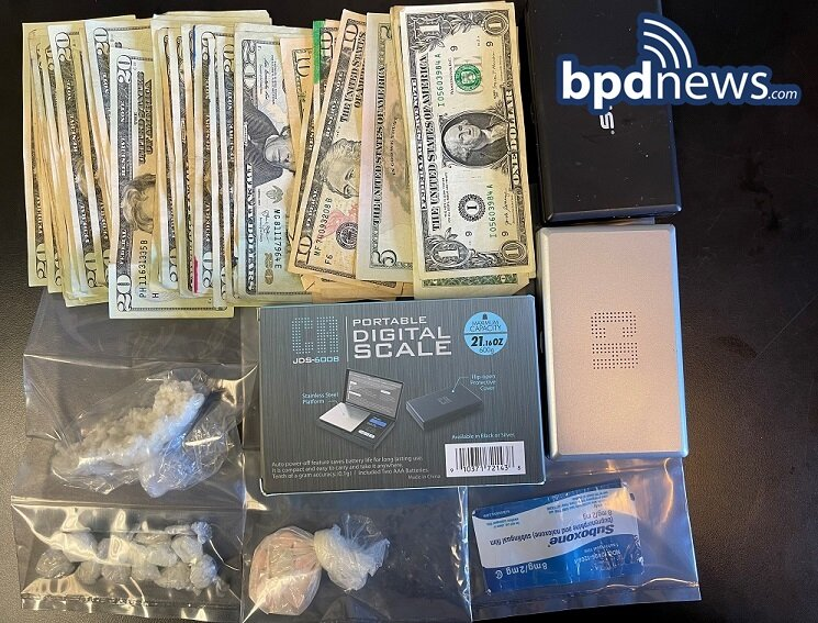 Suspect in Custody After BPD Officers Recover Drugs and Cash During Search Warrant Execution in Mattapan