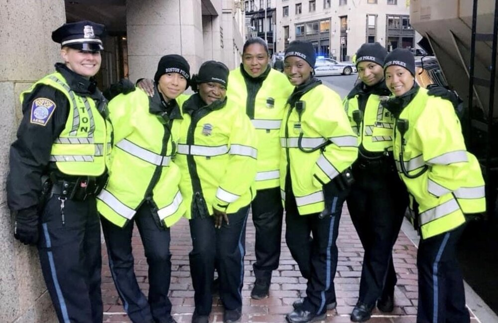 National Police Woman Day 2021