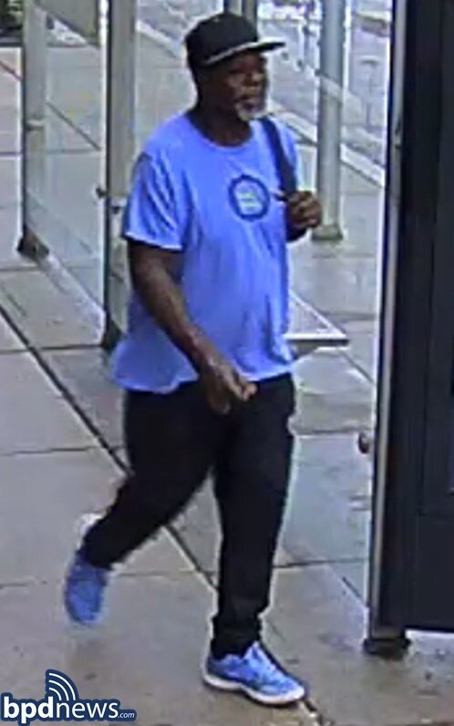 BPD Community Alert: The Boston Police Department is Seeking the Public's Help to Identify Suspect Wanted in Connection to an Aggravated Assault  in Roxbury