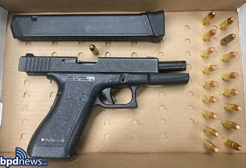 Youth Violence Strike Force Makes On-Site Firearm Arrest Following a Call For a Person With a Gun