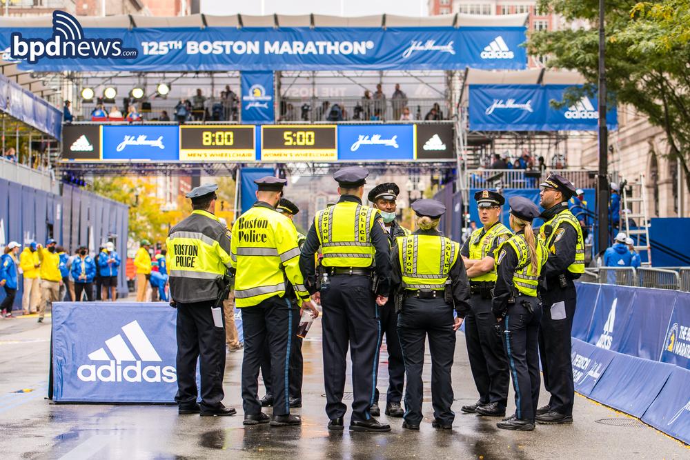 Celebrating the 2021 Boston Marathon