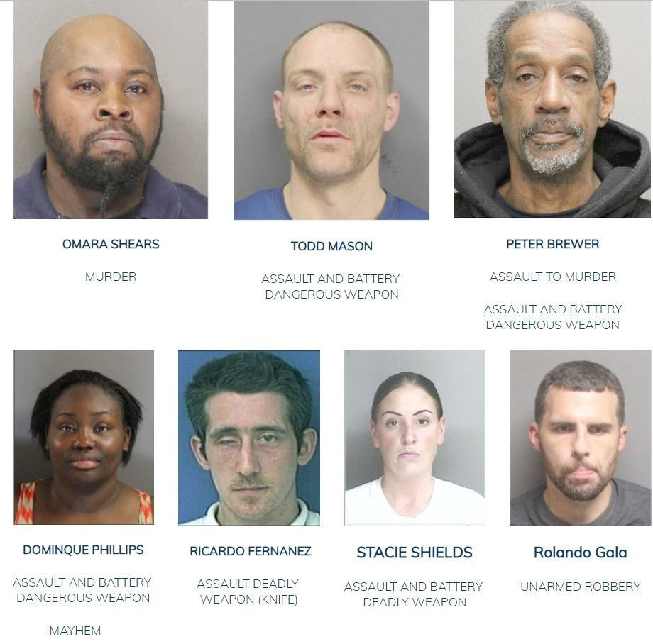 October 21, 2021: Have You Seen Us? Boston Police Update Most Wanted List