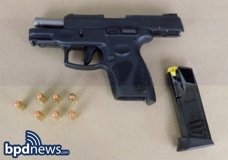 Suspect in Custody and Loaded Firearm Recovered After BPD Officers Respond to ShotSpotter Activation in Dorchester