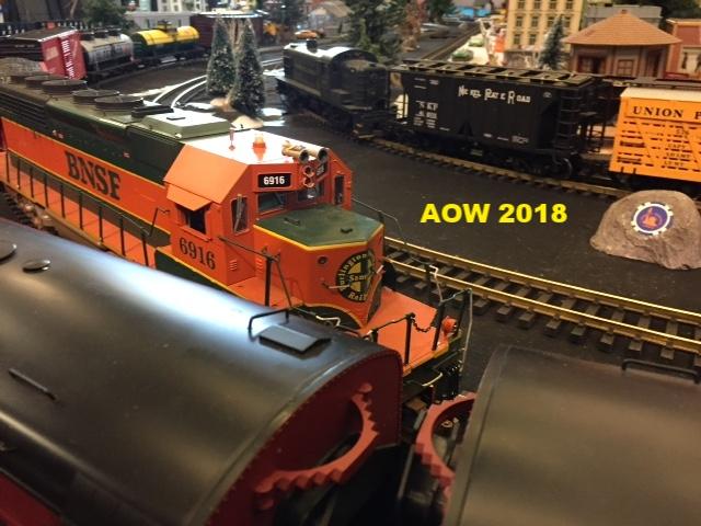 Lehigh Valley Garden Railroaders