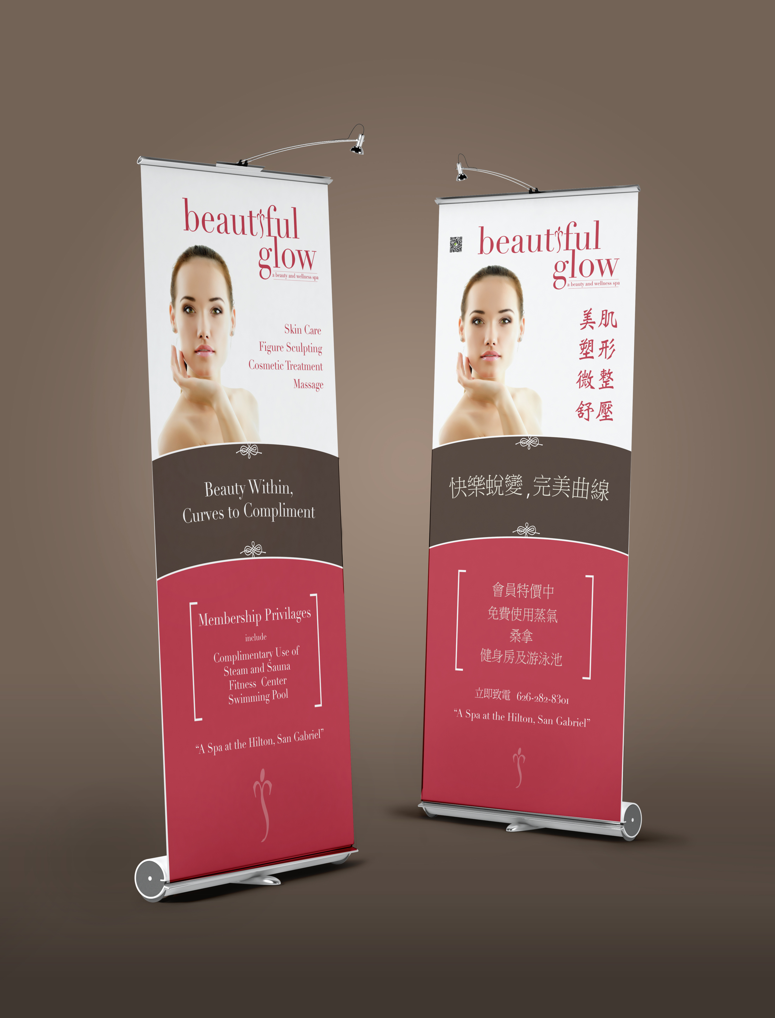 Client: Beautiful Glow Spa