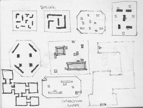 Level sketches