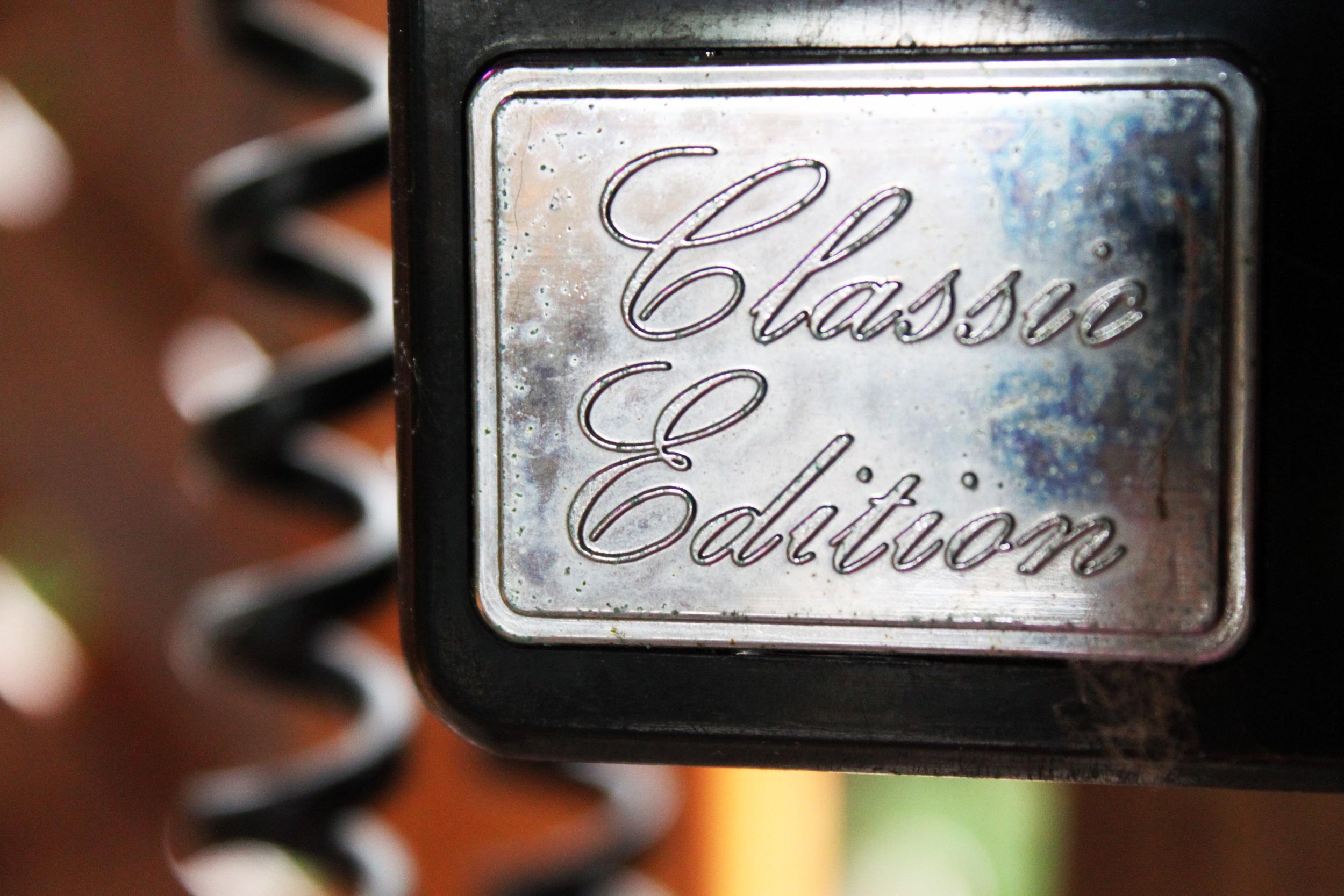 Classic Edition - ©Amanda Benincasa