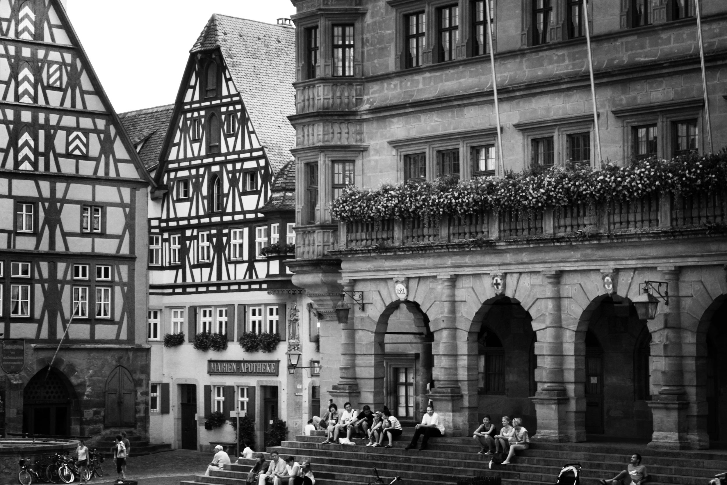 Rothenburg, Germany. ©Amanda Benincasa