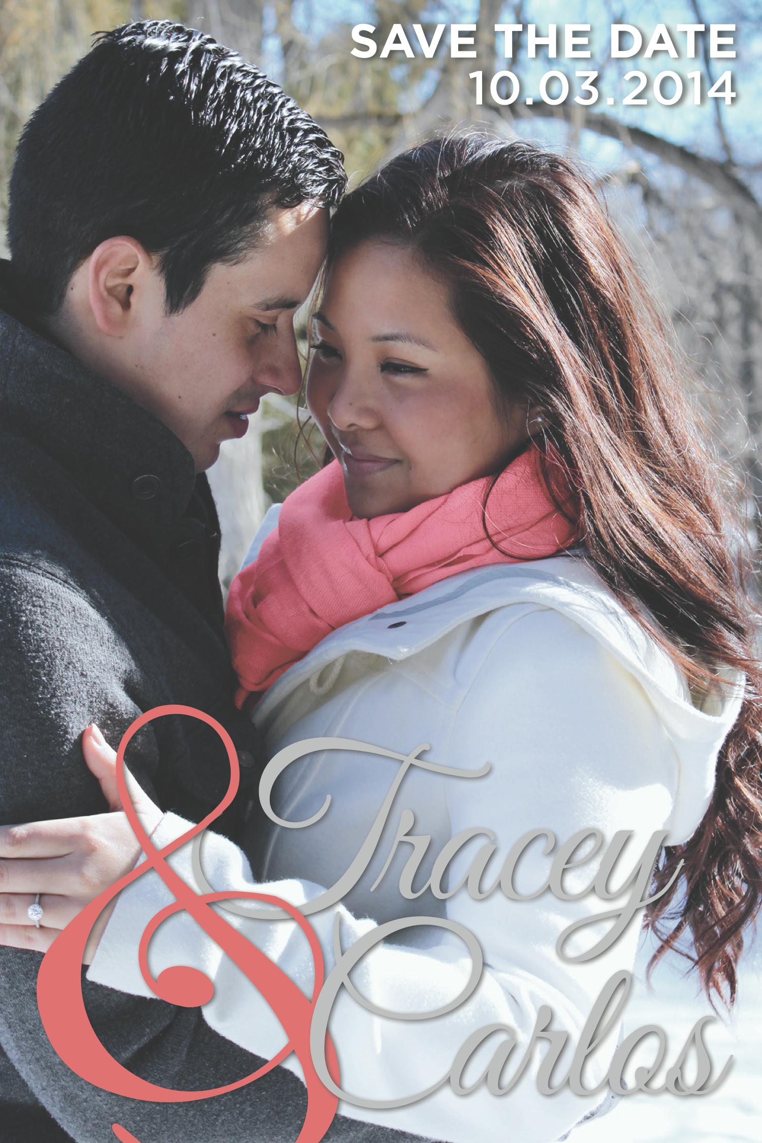 Tracey & Carlos • October 2014